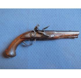Pistolet à silex Antoine Dumarest, fin XVIIIe