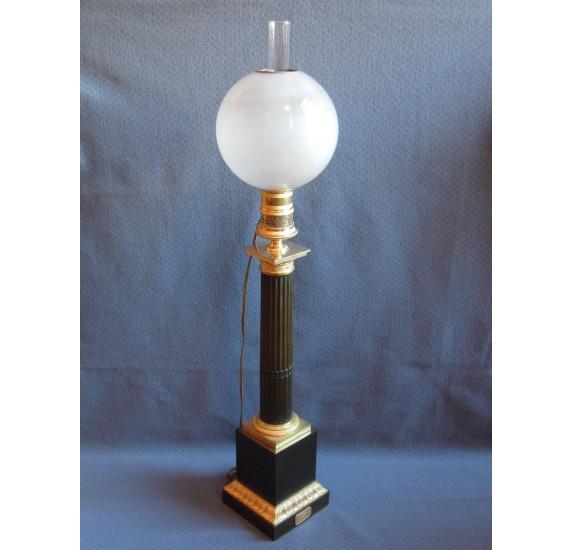 Great Carcel lamp, 19th century