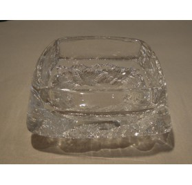 Ashtray or cup Crystal Daum