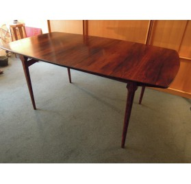 Great scandinavian rosewood dining table