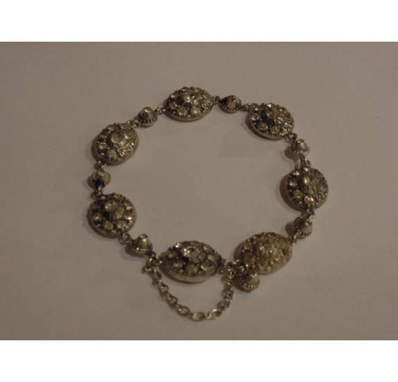 Bijou Normand : bracelet de Saint Lô en argent