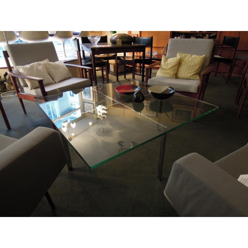 Barcelona Coffee Table By Ludwig Mies Van Der Rohe, Knoll Editor ...