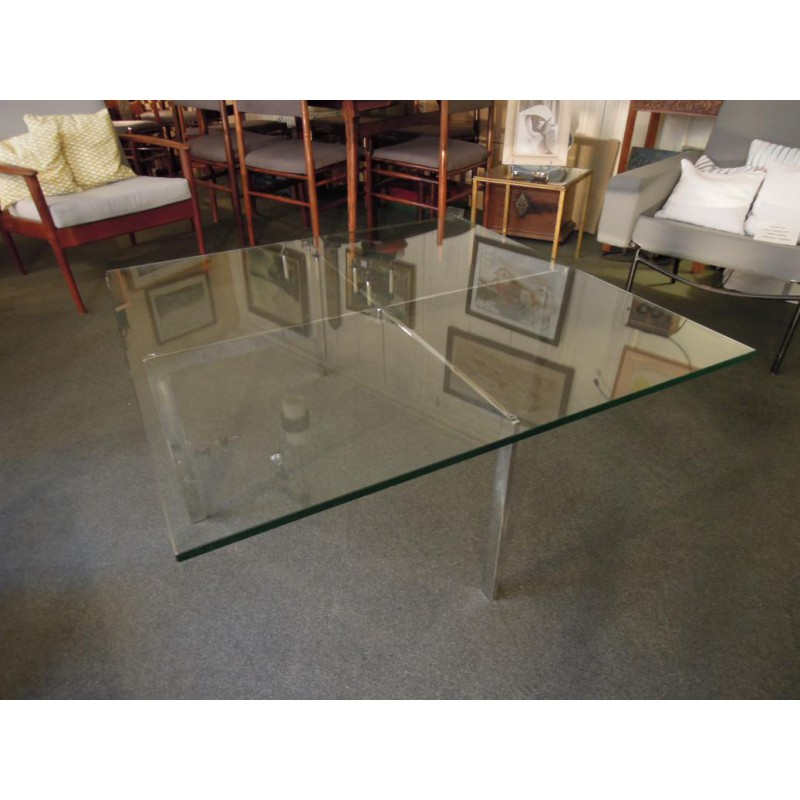 Merveilleux ... Barcelona Coffee Table By Ludwig Mies Van Der Rohe, Knoll Editor