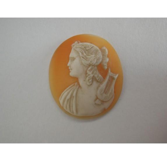 Camée Art Nouveau Apollon