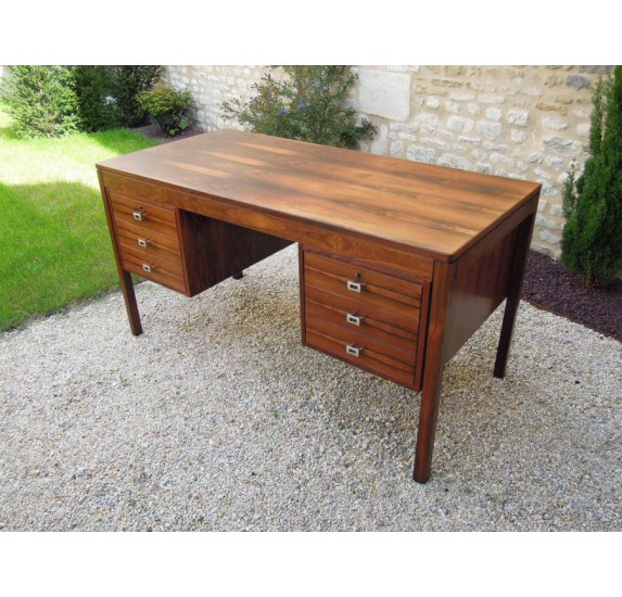 Rio rosewood desk, scandinavian design