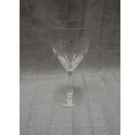 Baccarat : grand verre à eau en cristal, modèle Genova