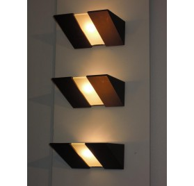 Wall sconces Box by Lumen Center, design by Artoff