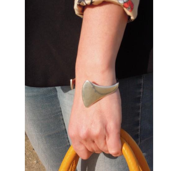 Bracelet en argent de Bent Gabrielsen Pedersen pour Hans Hansen