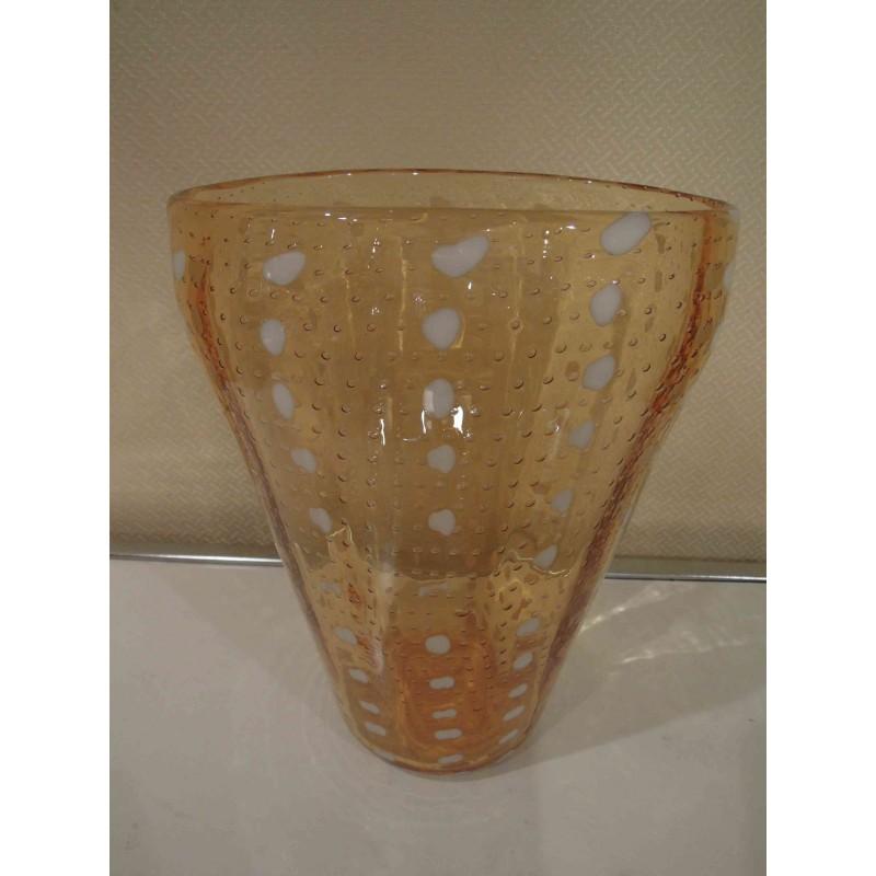 Big art deco vase toso barovier murano havas antiquites for Ardeco pellet