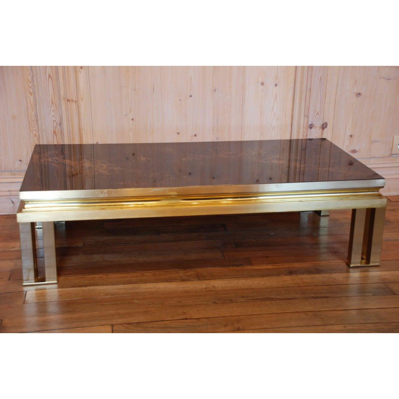 Art deco style coffee table - Table basse art deco ...