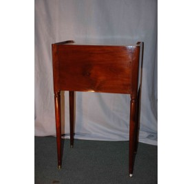 18th century mahogany nightstand